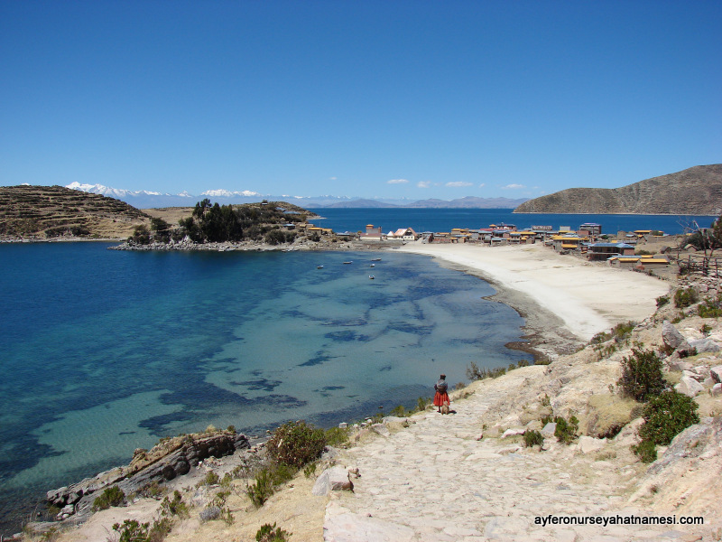 Titicaca Gölü - Peru, Bolivya