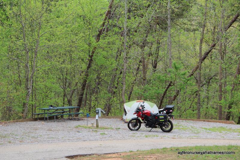 Cheaha State Park, Alabama - ABD