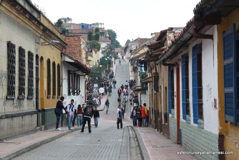 Bogota, Kolombiya