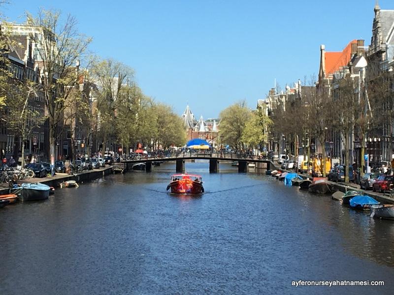 Gözümüzü kamaştıran kanallar şehrine genel bir bakış...