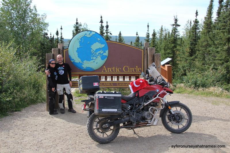 Arctic Circle, Alaska