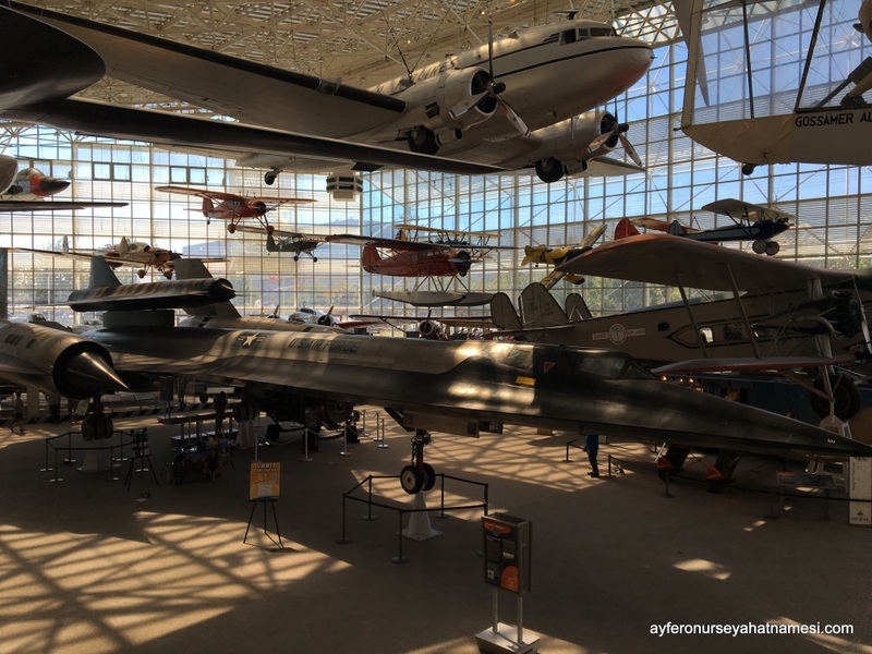 Museum Of Flight, Seattle