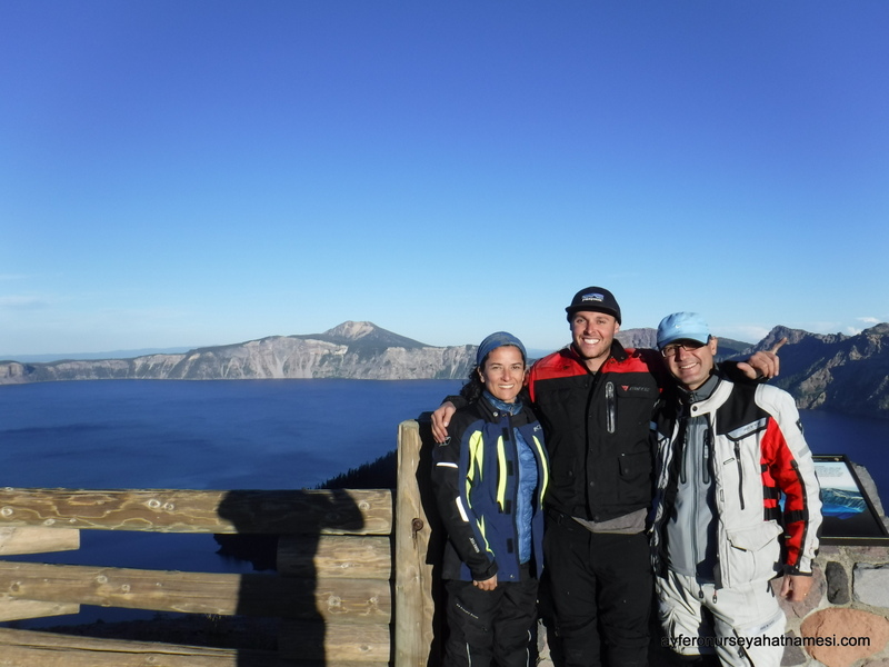 Crater Lake - with Nick