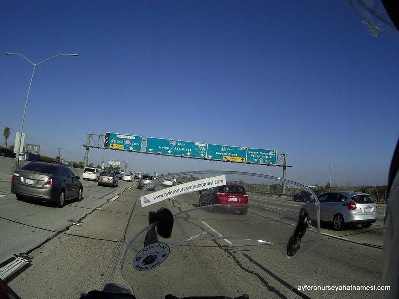 Usual LA trafiic