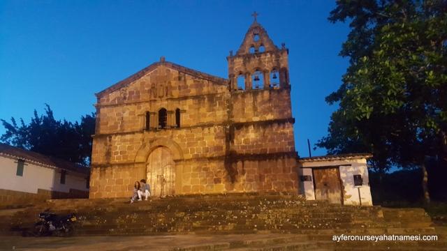 San Barbara kilisesi