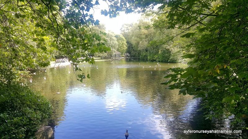 St. Stephen's Green Park-Dublin