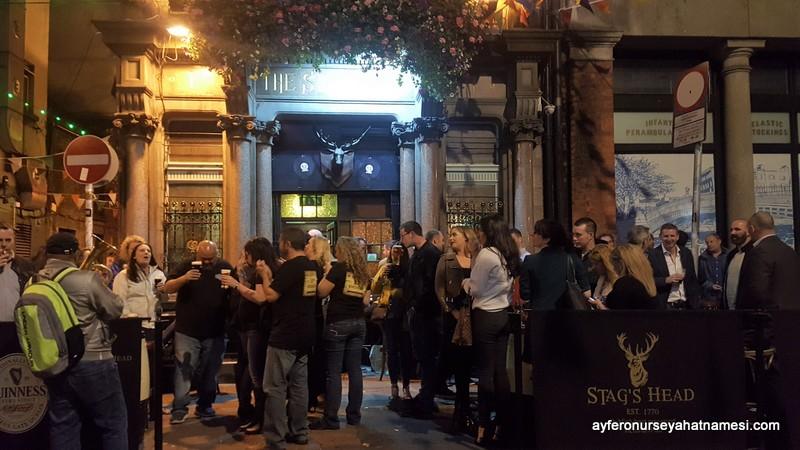 Dublin Cuma Akşamı