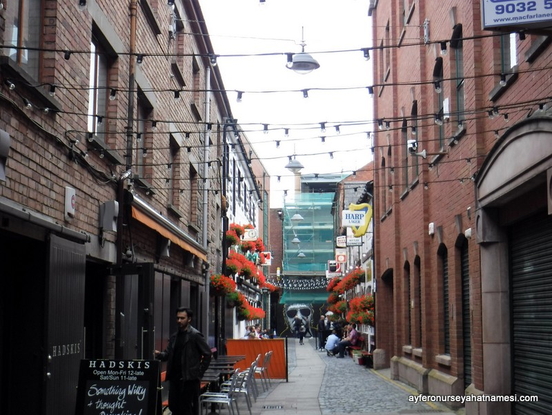 İrlanda pubları