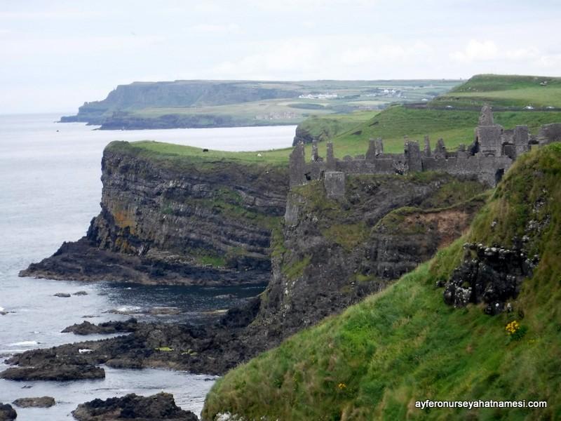 Dunluce Castle'