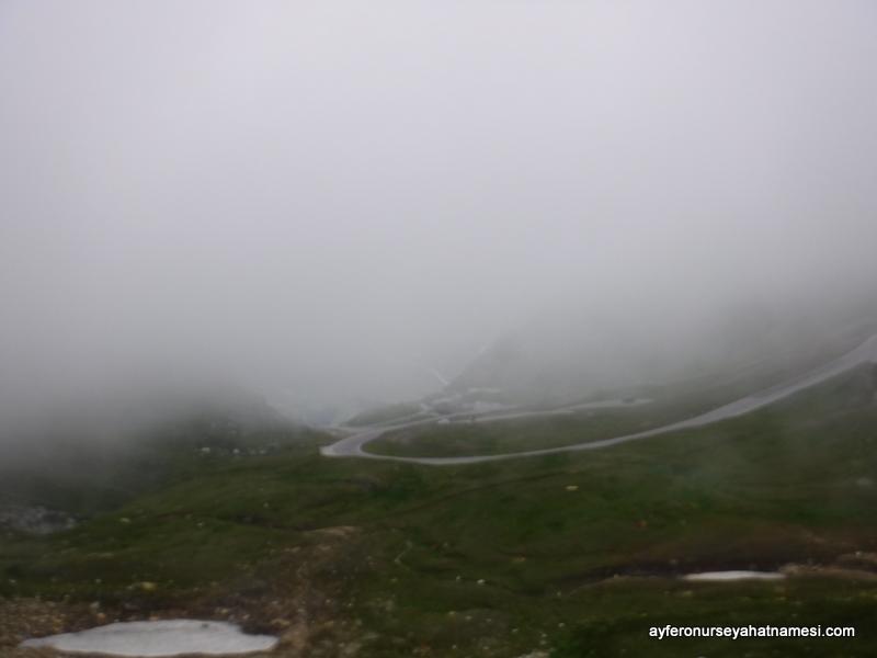 Grossglockner Pass (Grossglockner Geçidi) - Avusturya