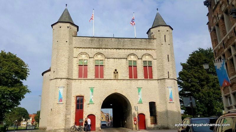 Kruispoort Gate - Brugge