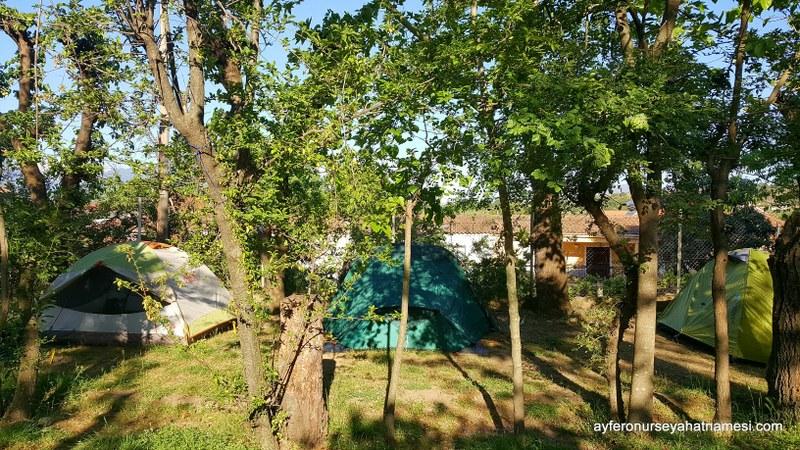 Camping Vrachos Kastraki