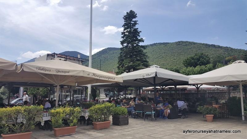 Levidi Kasabası - Mora Yarımadası, Yunanistan