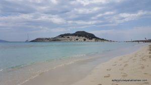 Simos Plaji - Elafonisos Adası