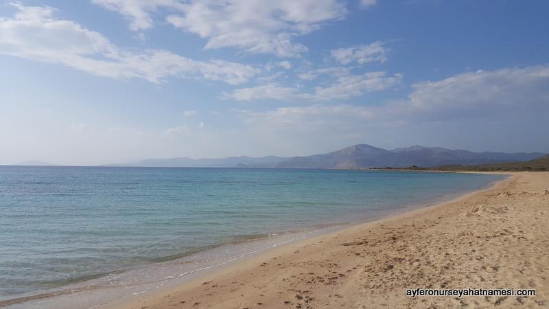 Kato Nisi (Panagia) Plajı