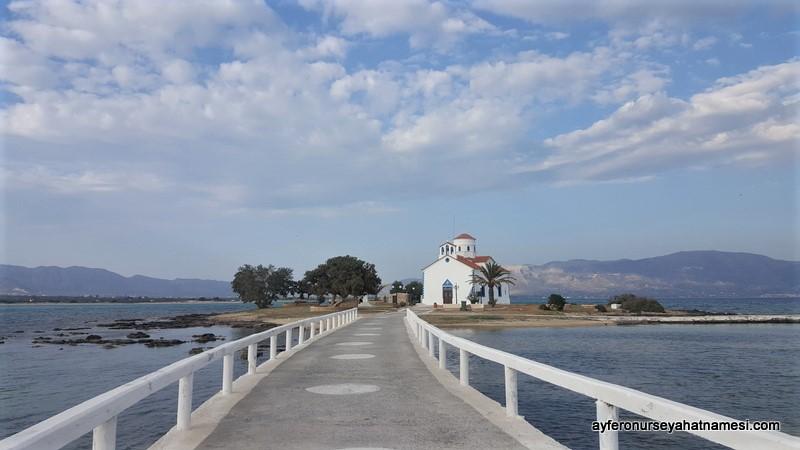 Saint Spyridon Kilisesi - Elafonisos Adası