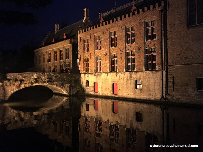 Quay of the Rosary - Brugge