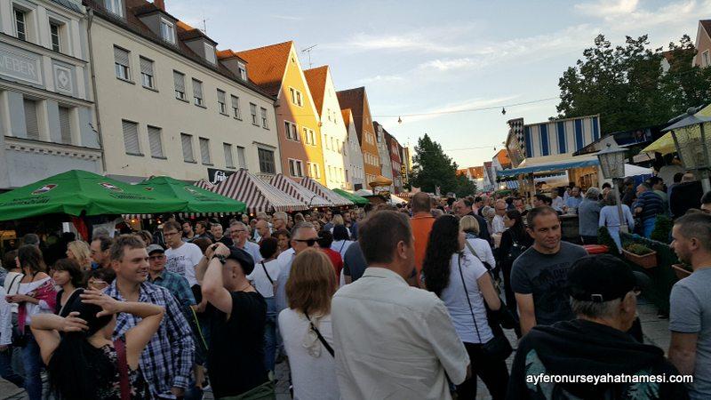 Neumarkt Bira Festivali, Almanya