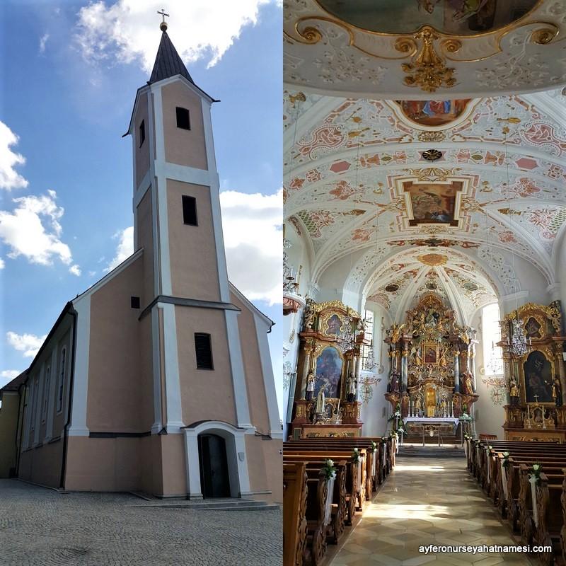 Mariahilf Kirche